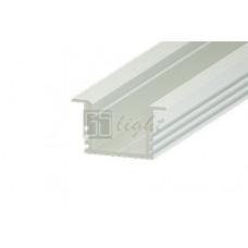 Встраиваемый алюминиевый профиль СТ-1225 (с экраном)