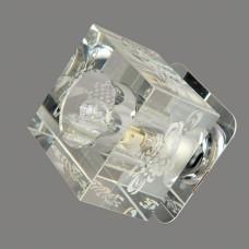 8249 CH+WH Точечный светильник (G9 40W)