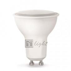 Светодиодная лампа GU10 JCDRC 5.5W 220V Warm White