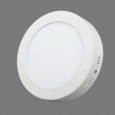 702R-12W-3000K Светильник накладной,круглый,LED,12W